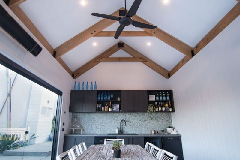 Image of a recent home built in Mount Martha, Mornington Peninsula